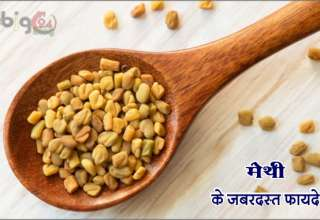 मेथी के फायदे / methi ke fayde in hindi - methi se gharelu upchar